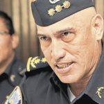 Honduras Police Director Tiger Bonilla)