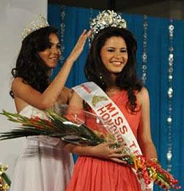 Miss Teen Honduras 2012