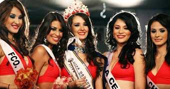 miss world honduras - 2012