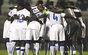 Honduras vs Africa U23
