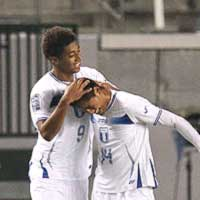 Honduras U23 Team Wins