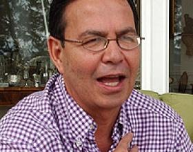 Former Honduras President Rafael Leonardo Callejas Romero