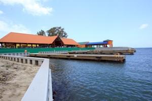 Trujillo Cruise Ship Dock