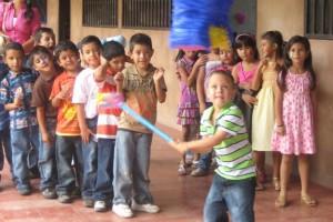 Children's Day in Honduras