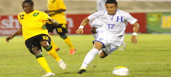 Honduras vs. Jamaica - World Cup Qualifier