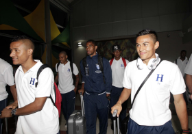 Honduras vs Jamaica 2013