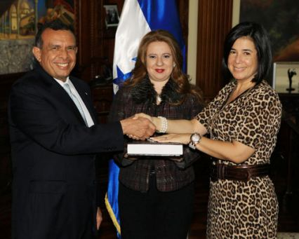 New Director of Honduras DEI Mirian Guzman