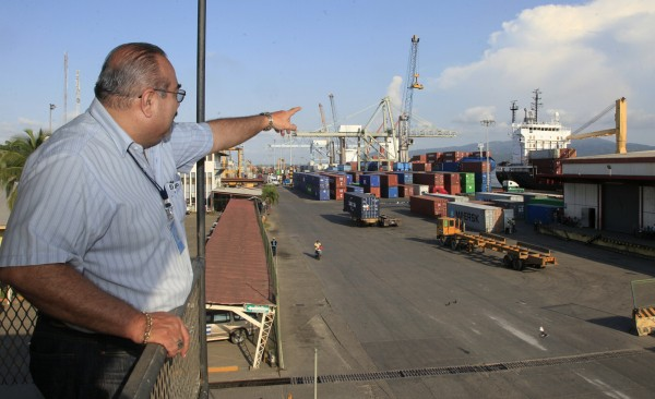 PORT operator International Container Terminal Services Inc Port Operations at Puerto Cortes Honduras