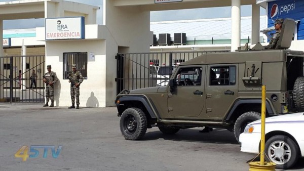 Honduran-Army-Seizes-Hospitals-Following-Social-Security-Scandal