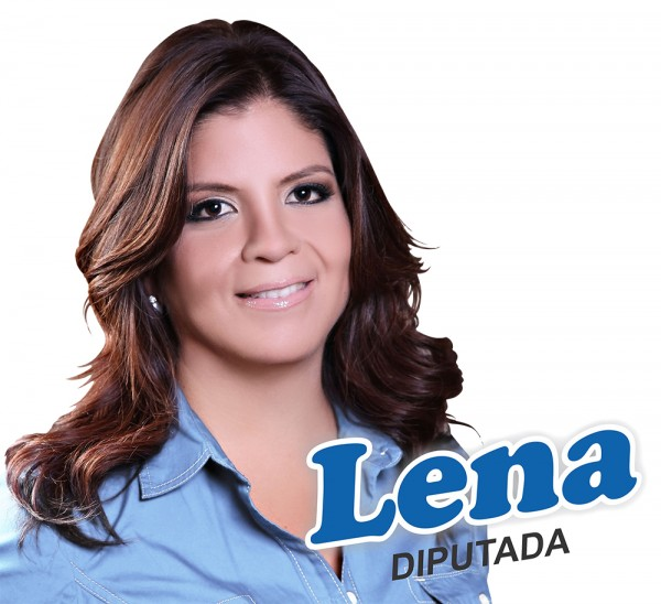 Vice President of the Honduras Congress Lena Karyn Gutiérrez Arévalo