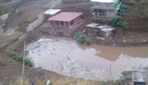 Flooding in Honduras