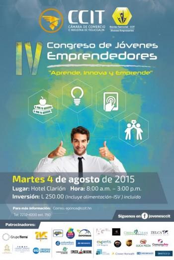 IV Congress Young Entrepreneurs Honduras