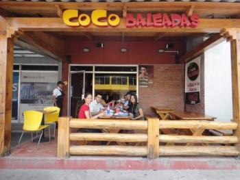 Coco Baleadas Honduras