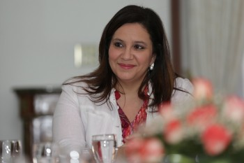 Ana Garcia Hernandez First Lady of Honduras