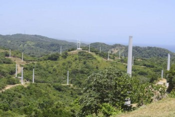 Roatan Wind Farm