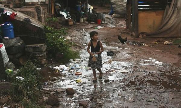 Honduran-Slums