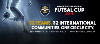 Hondurans Win Futsal Cup