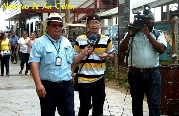 Press Coverage of the Utila Dream Ferry Maiden Voyage in Utila Honduras