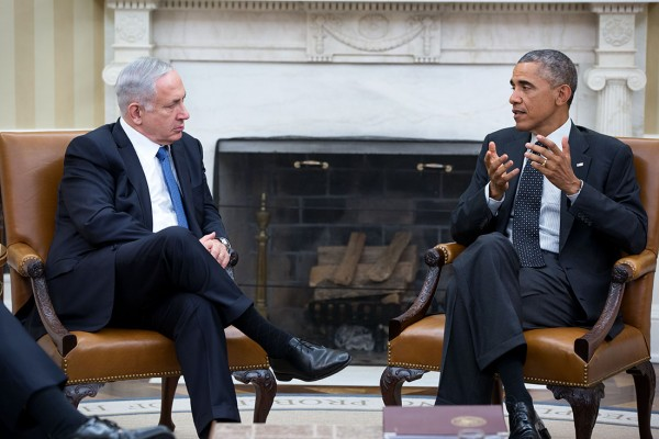 USA-President-Barack-Obama-meeting-with-Israeli-Prime-Minister-Benjamin-Netanyahu