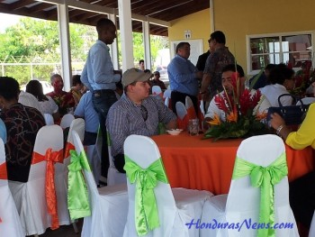 Utila Dream Inauguration Celebration in La Ceiba Honduras