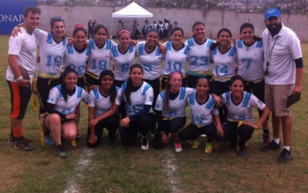 Guatemala Women's Flag National Team Cobras 2015