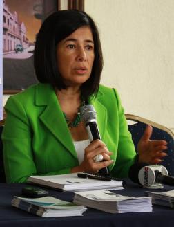 "Honduras ""DEI"" - Director Miriam Guzman"