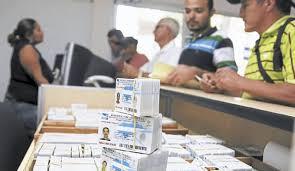Honduras National Identity Card