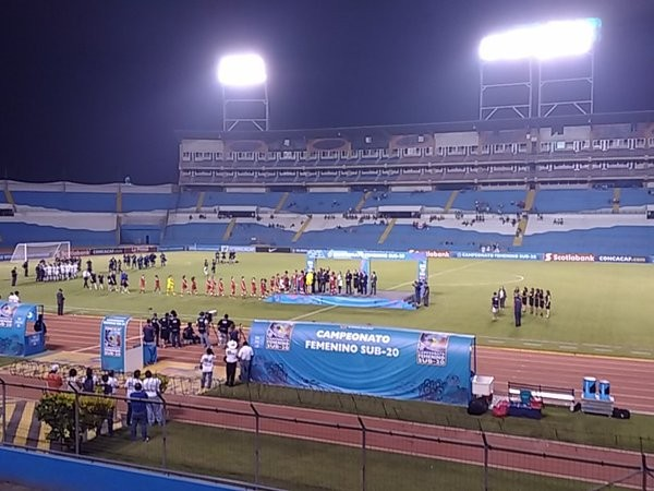 USA Wins Gold Canada Wins Silver at U20 Women's CONCACAF World Cup Championship Qualifier in San Pedro Sula Honduras