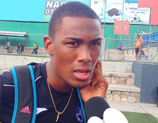 Deybi Flores Honduras Soccer Player