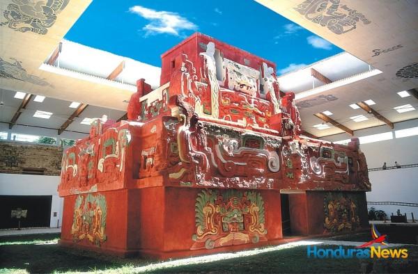 Copan Ruinas Honduras - Archeological Park Museum