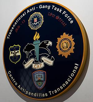 Transnational Gang Task Force Centro Antipandillastransnational - TAG
