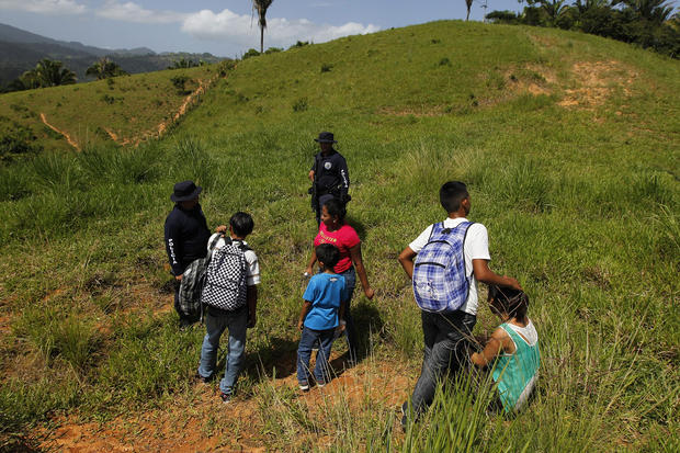 Honduran Emigration