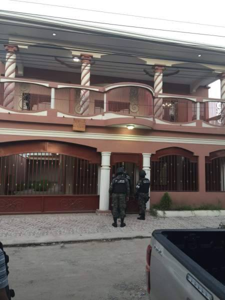 Honduras Properties Seized During Arrest of Jorge Neptaly Romero Mejia, Mayor of Talanga and Retired National Police Sub Commissioner Alvaro Garcia Proceeds tied to Extortion and other Organized Crime Activities