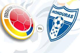 Honduras vs Columbia