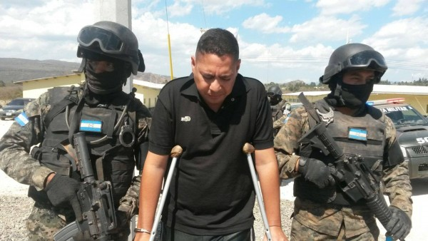 Mayor of Talanga Honduras Jorge Neptaly Romero Arrested for Ties to Organized Crime