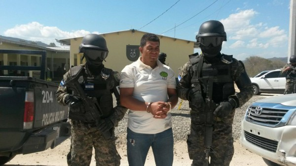 Retired National Honduras Police Sub Commissioner Alvaro García Arrested for Ties to Organized Crime