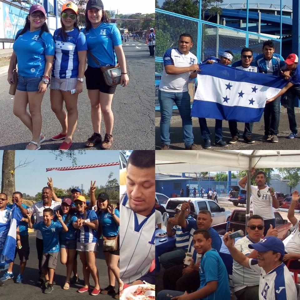 Honduras vs El Salvador   Honduras News