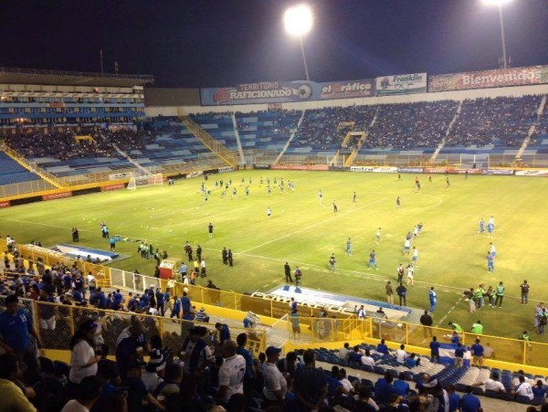 Honduras vs El Salvador 2016 National Team Venue: El Estadio Cuscatlan