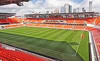 Houston BBVA_Compass_Stadium,_Skyline_View