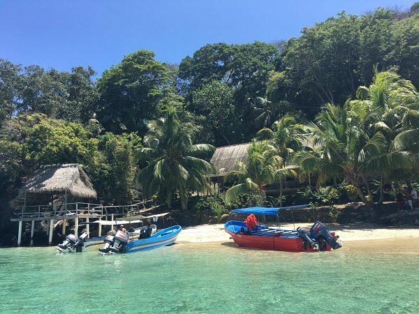 Cayos Cochinos - Honduras