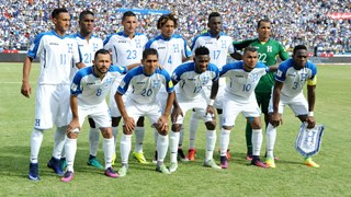 Honduras National Team 2017