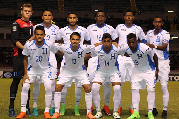 Honduras U20 2017 Soccer Team