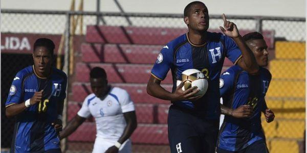 Honduras vs Nicaragua