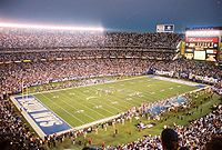 San DIego Qualcomm Stadium