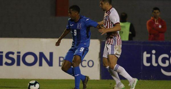 Honduras vs Paraguay June 5 2019
